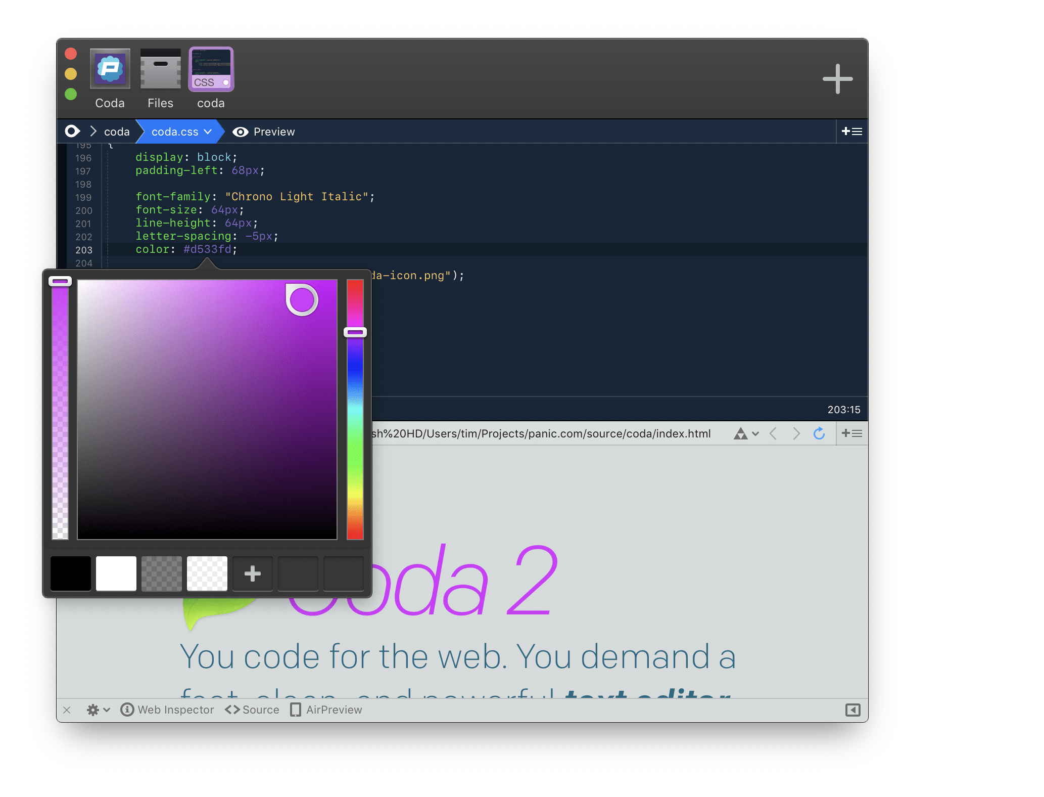 css for mac free download